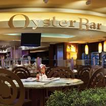 photo of oyster bar & grill - harrah's las vegas restaurant