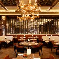 photo of the grill at the dorchester restaurant