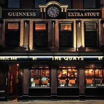 photo of the quays bar & restaurant restaurant