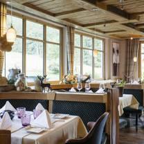 foto von berghotel schlossanger alp restaurant