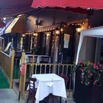 photo of finestra restaurant