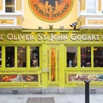photo of oliver st.john gogarty restaurant
