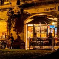 photo of cow & apple, yeovil restaurant