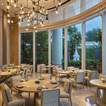 photo of front room at waldorf astoria bangkok restaurant