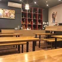 photo of bath sushi restaurant