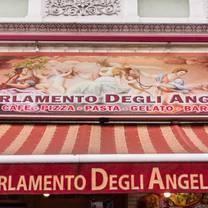 foto von parlamento degli angeli restaurant