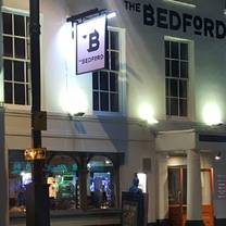 photo of the bedford southampton restaurant