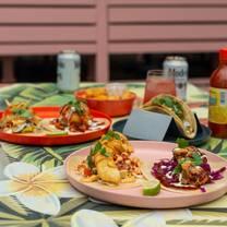 photo of lucky taco restaurant