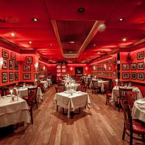 photo of club a steakhouse restaurant