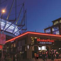 photo of boston pizza - stadium district restaurant
