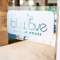 photo of blu wave lobster house restaurant
