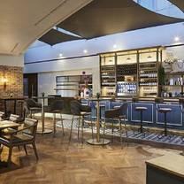 photo of cast iron grill - marriott hotel peterborough restaurant