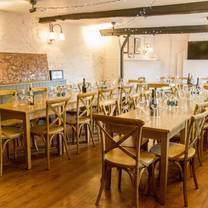 photo of cross keys inn wootton bassett restaurant