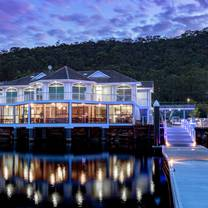 photo of boathouse bar and dining restaurant