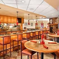 photo of red lantern grill - fairbanks westmark restaurant