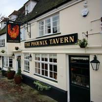 photo of the phoenix tavern restaurant