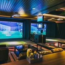 photo of topgolf swing suites & hattricks cafe - flemington new jersey restaurant