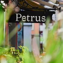 foto van petrus cafe brasserie restaurant