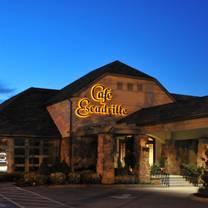 photo of cafe escadrille restaurant
