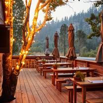 photo of sorensen's resort cafe - wylder hotel restaurant
