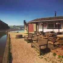 photo of the river shack restaurant