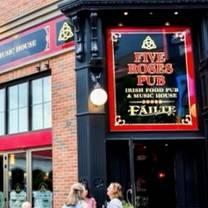 photo of five roses pub restaurant