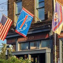 photo of the admiral's cup restaurant