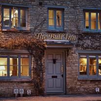 photo of the bull restaurant