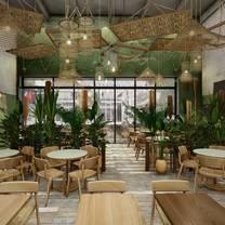 photo of manta wynwood restaurant