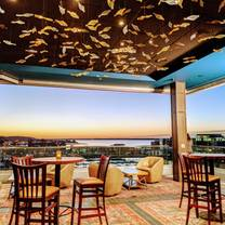 photo of oliver's rooftop restaurant