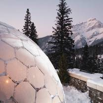 photo of 360 dome experience fairmont banff springs restaurant