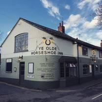 photo of the horseshoes restaurant