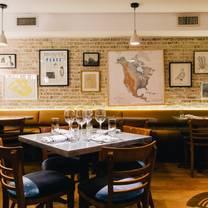 photo of august restaurant restaurant