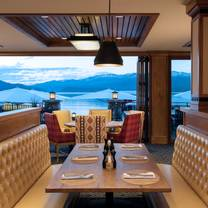 photo of the cutwater on payette lake restaurant