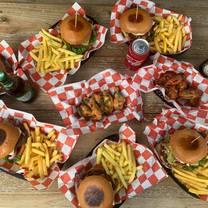 photo of rick's burgers restaurant