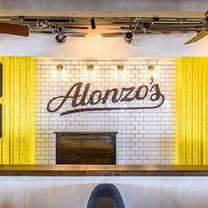 photo of alonzo's oyster bar restaurant