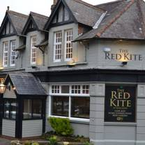 photo of the red kite restaurant