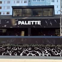 photo of palette restaurant
