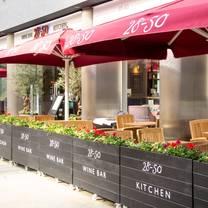 photo of 28-50 covent garden restaurant