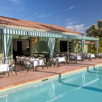 photo of the colony club restaurant