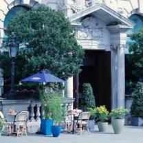 photo of st james terrace at sofitel hotel restaurant