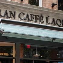 photo of gran caffe l'aquila philadelphia italian restaurant restaurant
