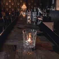 photo of co-sign speakeasy restaurant