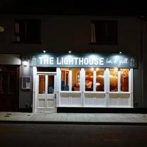photo of the lighthouse bar and grill restaurant