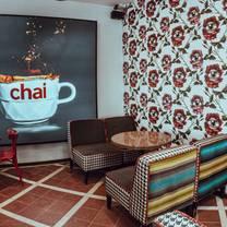 foto de restaurante café chai - centro