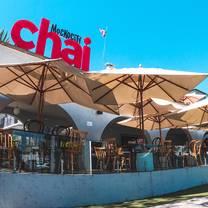 foto de restaurante café chai - américas