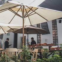 foto de restaurante café chai - rosas