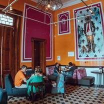 foto de restaurante café chai - vallarta