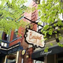 photo of bouquet restaurant restaurant