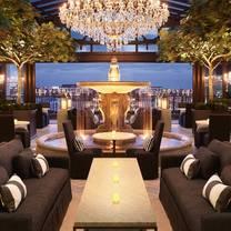 photo of rh rooftop restaurant dallas restaurant